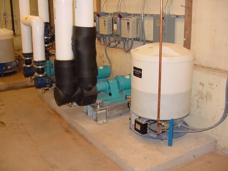 Diagrams --Typical Pump Installations